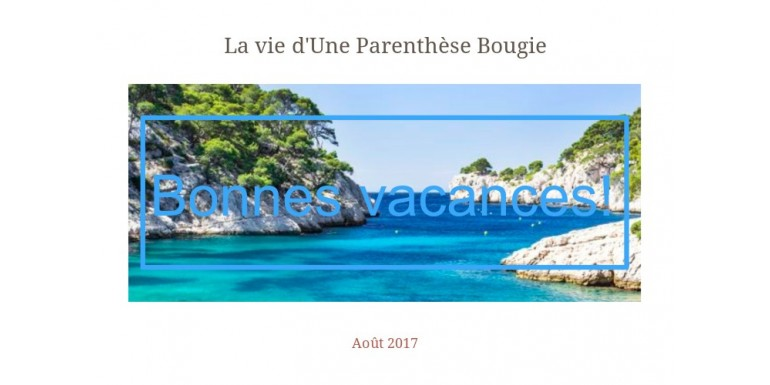 #037: On part en vacances