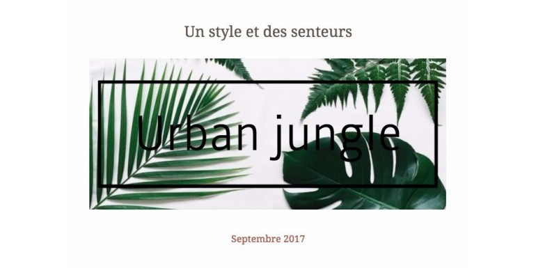 #039 - Une déco Urban Jungle